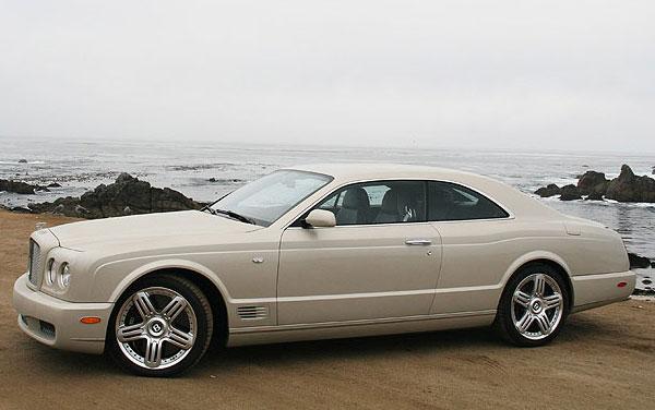 Bentley Brooklands : Carnimal
