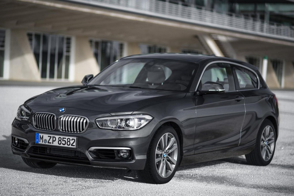 New Bmw 1 Series Might Be The Kind Of A Hatchback You Have
