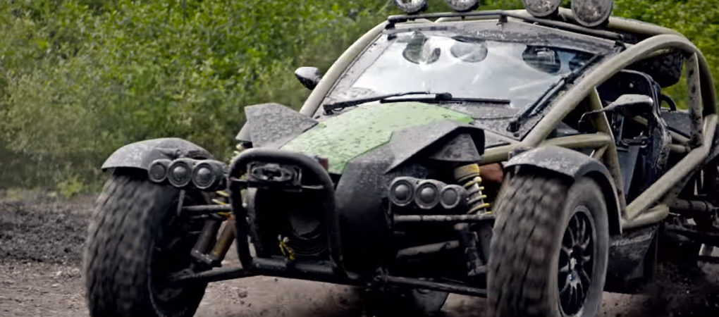 this is possibly the best off road car test ever carnimal. Black Bedroom Furniture Sets. Home Design Ideas