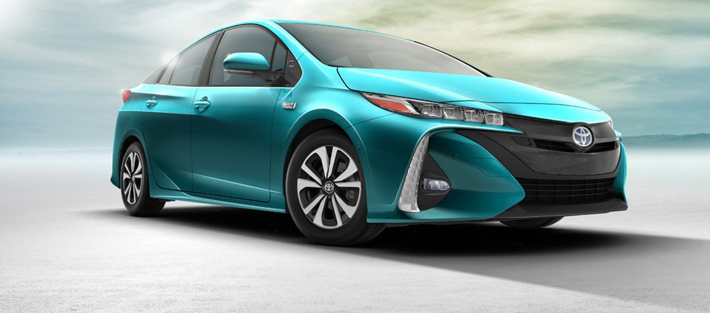 Toyota Released The Most Amazing Prius Ever At New York Auto Show
