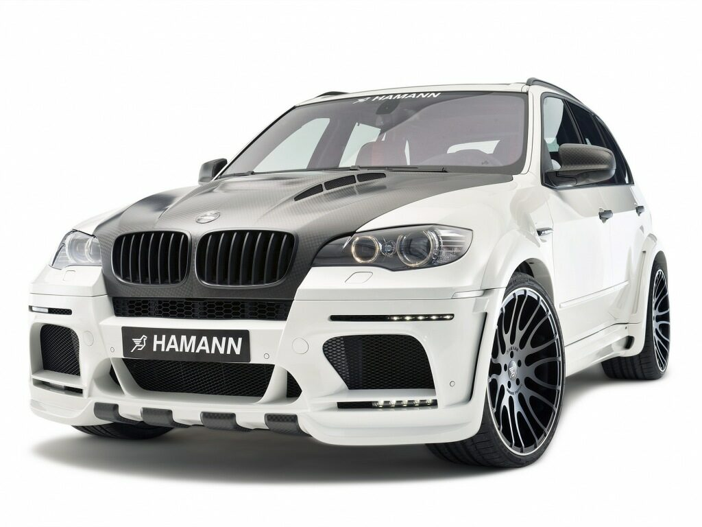 HAMANN Flash Evo M BMW X5 M