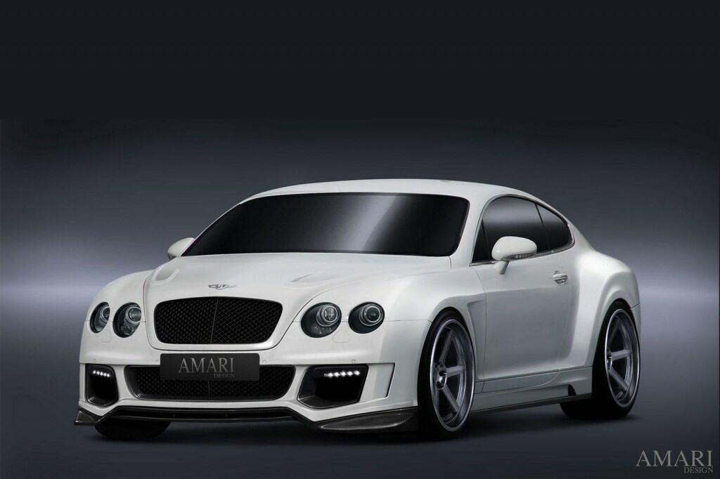 Bentley Continental GT by Amari Design