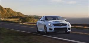 2016 Cadillac ATS-V 01