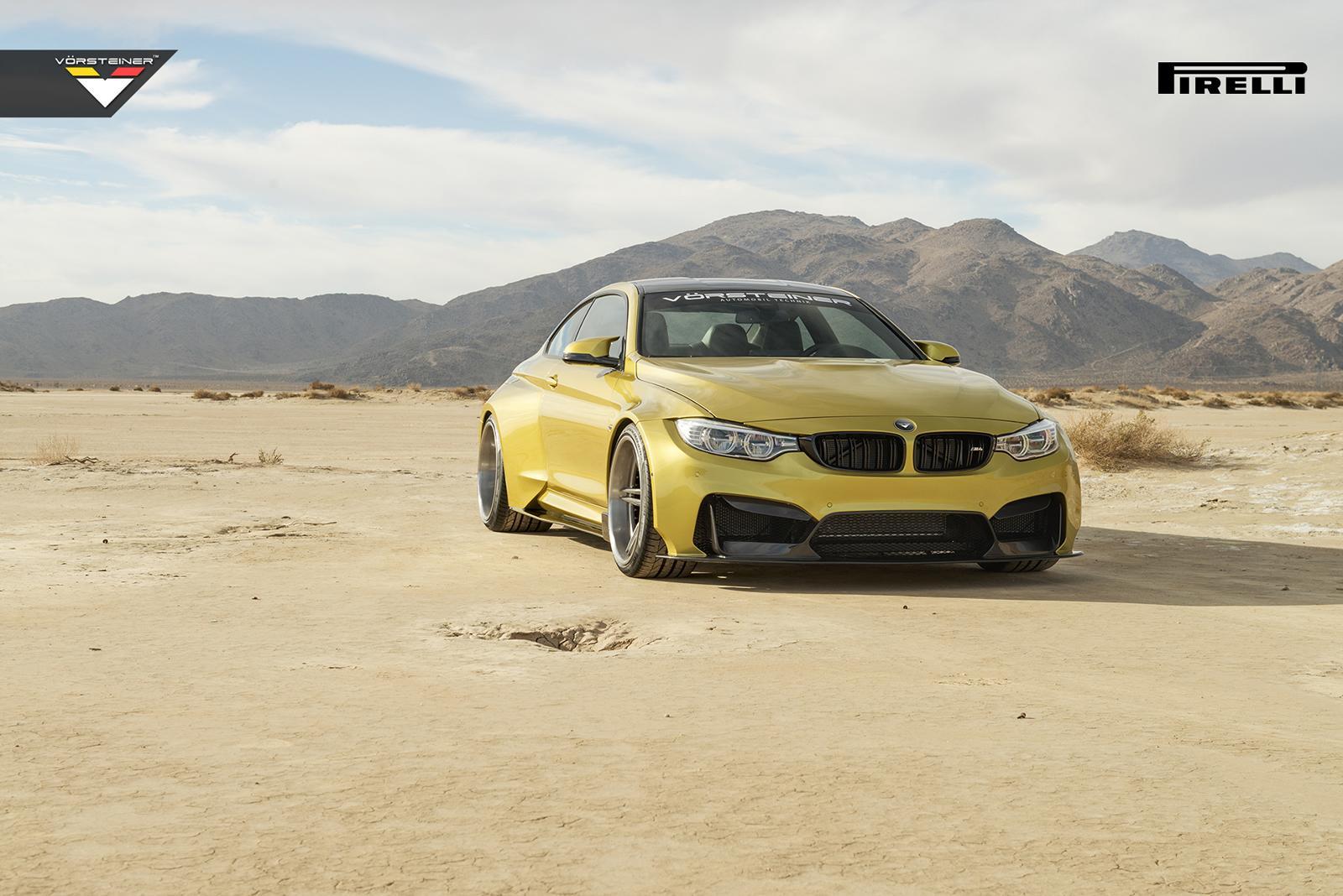 BMW M4 GTRS Vorsteiner