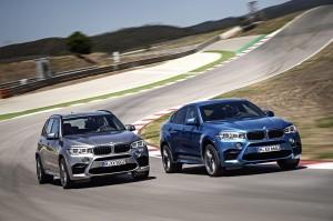 BMW X5 M X6 M 01