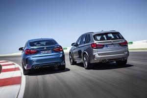 BMW X5 M X6 M 02