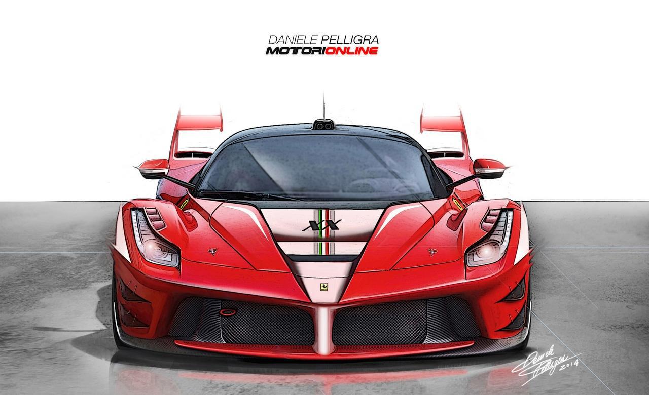 Ferrari LaFerrari XX