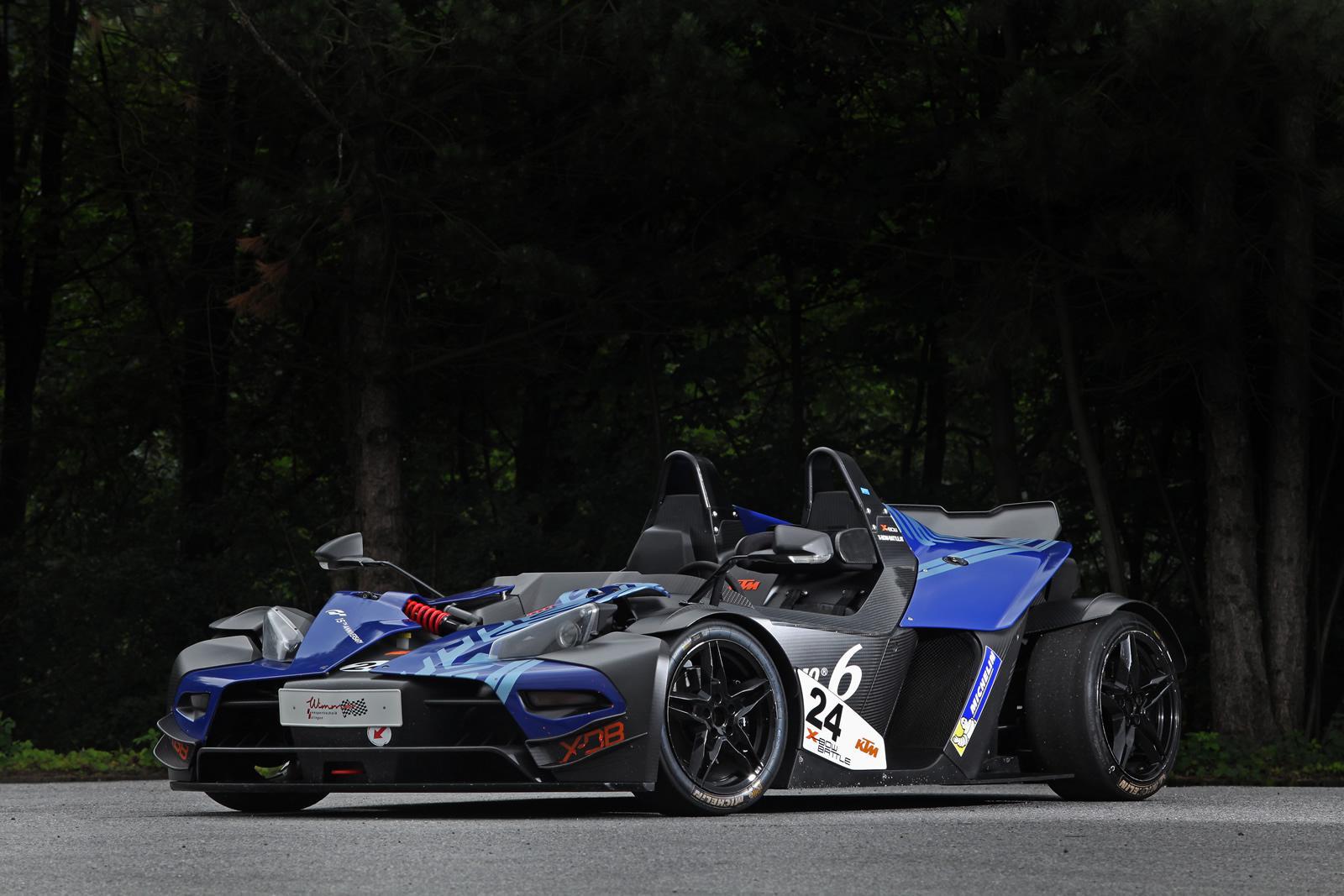 Wimmer KTM X-Bow GT, R & RR