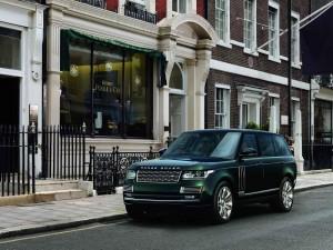 Land Rover Range Rover SVO Holland & Holland 07
