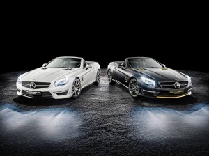 Mercedes SL 63 AMG WC 2014 F1 01