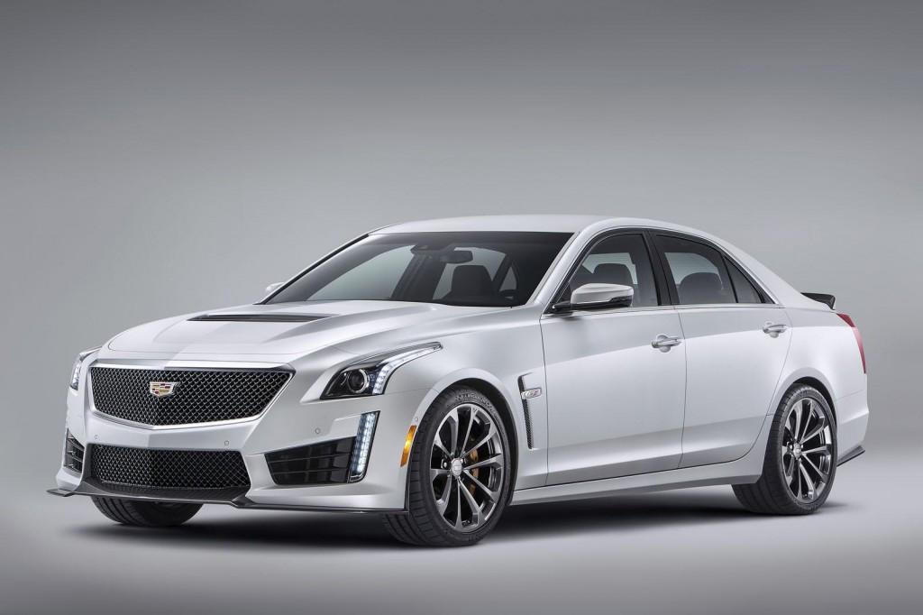 Cadillac CTS-V 01