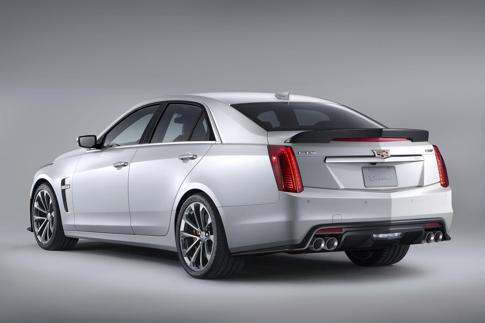 Cadillac CTS-V 02