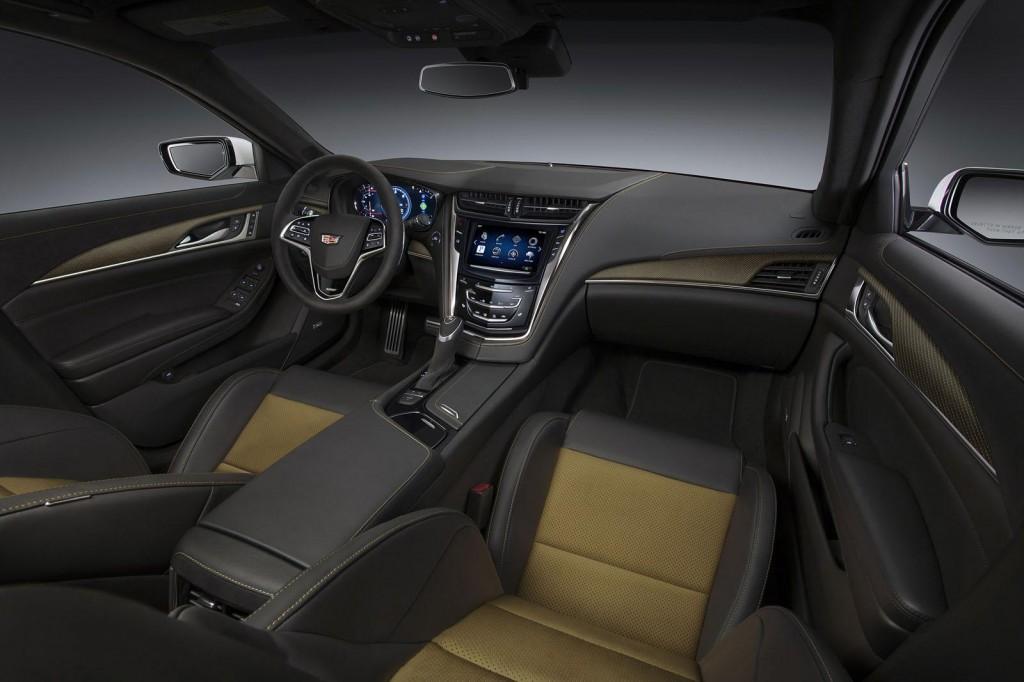 Cadillac CTS-V 03