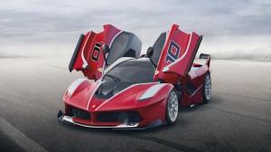 Ferrari FXX K 01