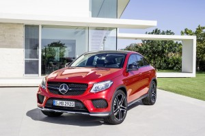 Mercedes GLE Coupe 01