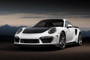 Porsche 911 Turbo by TopCar 01