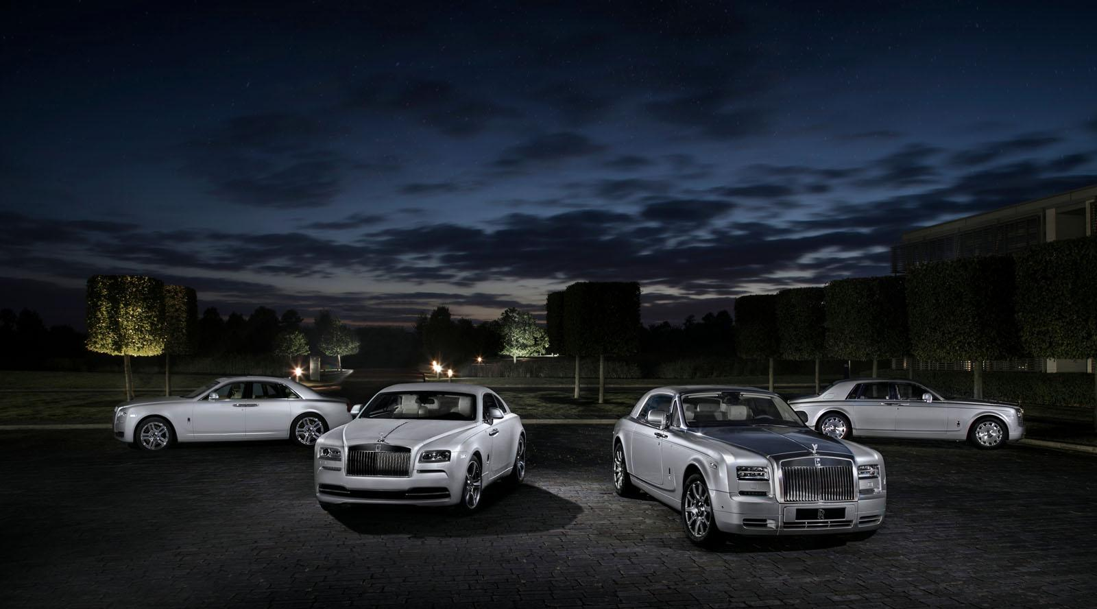 Rolls Royce Suhail Collection
