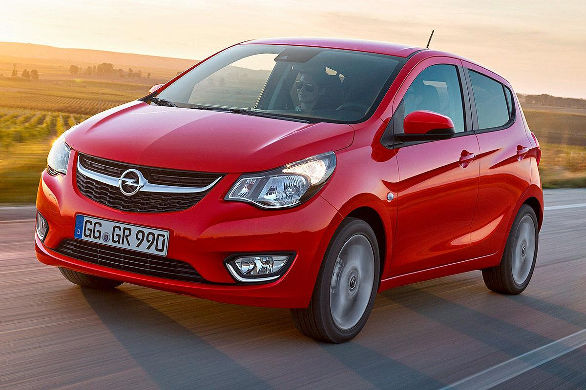 Opel Karl/Vauxhall Viva