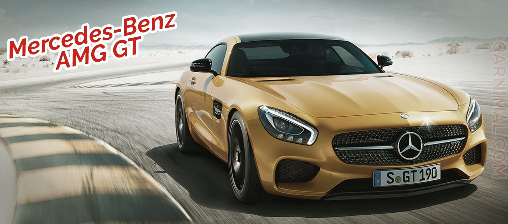Mercedes-Benz AMG GT Is Depicted As An 911 Killer In Its Latest Commercial