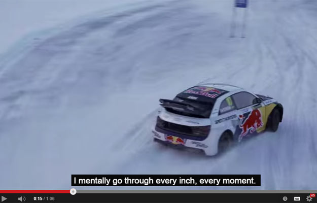 Audi Quattro Challenge Can Make A Professional Race Driver Out Of An Alpine Skier