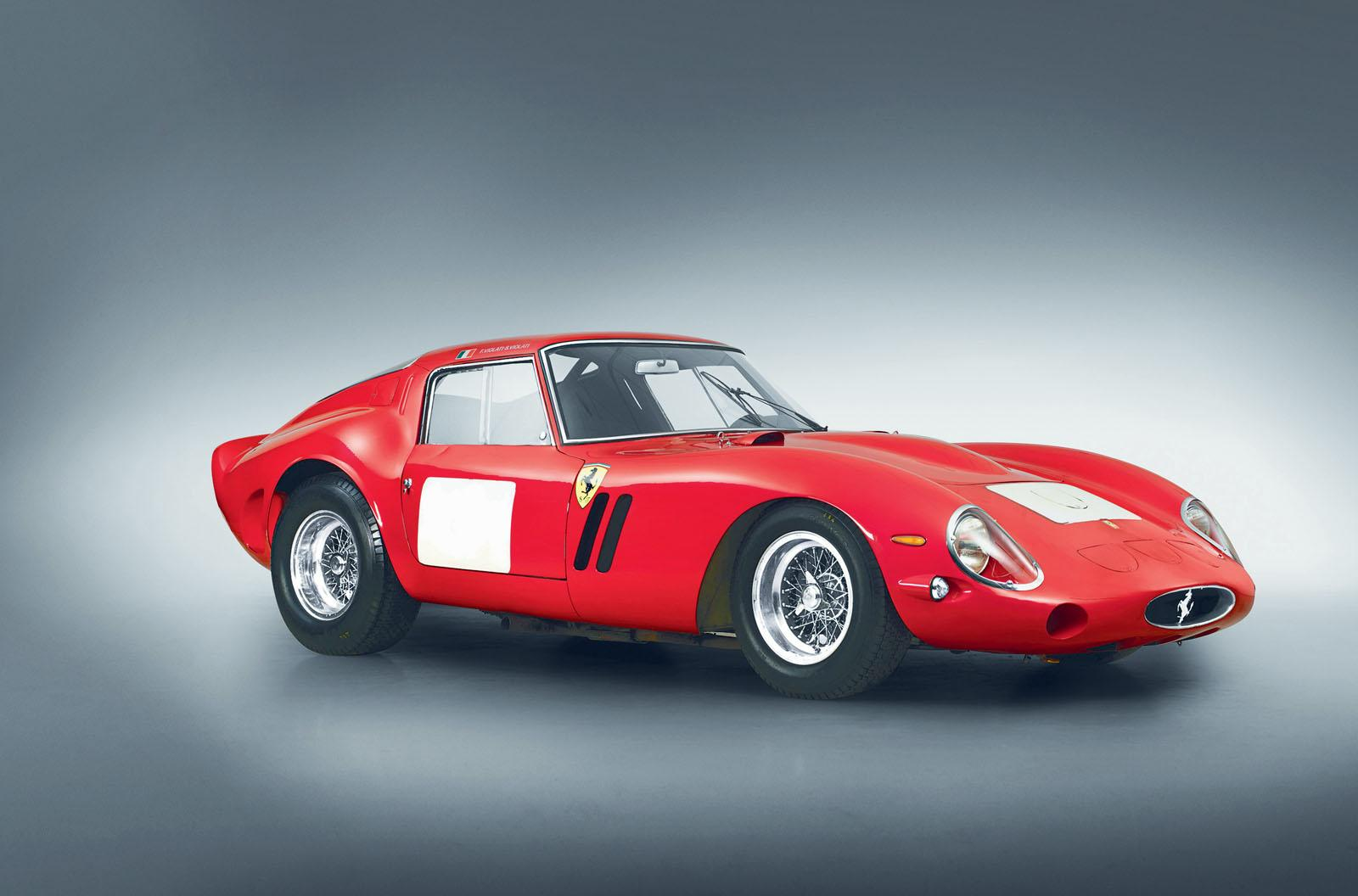 The Most Expensive Car On Auctions Last Year Was A Ferrari