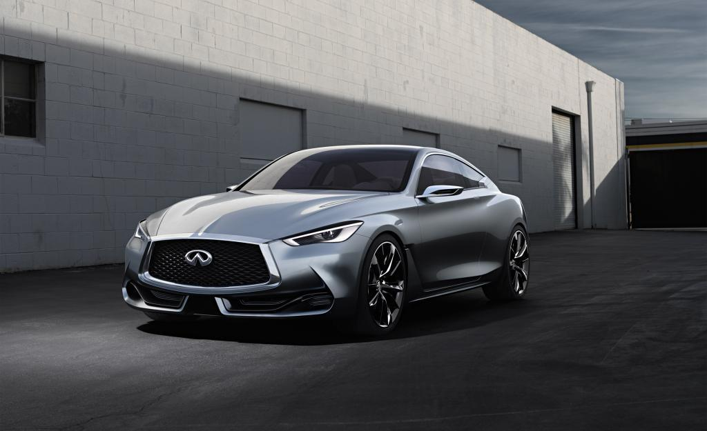 Infiniti made a concept that looks like a piece of art and they will probably make it the same for production. You'll love it.