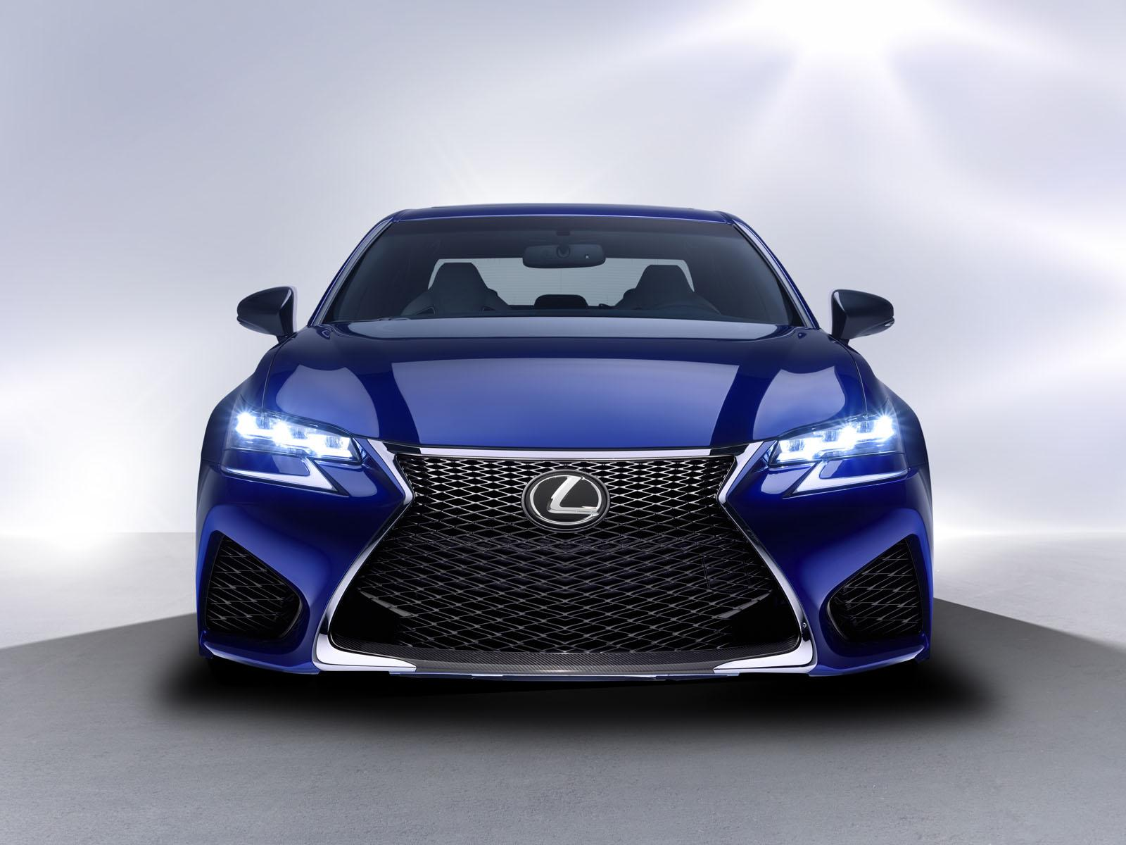 Lexus GS F is car pornography from Japan, but it is no match for the German super saloons