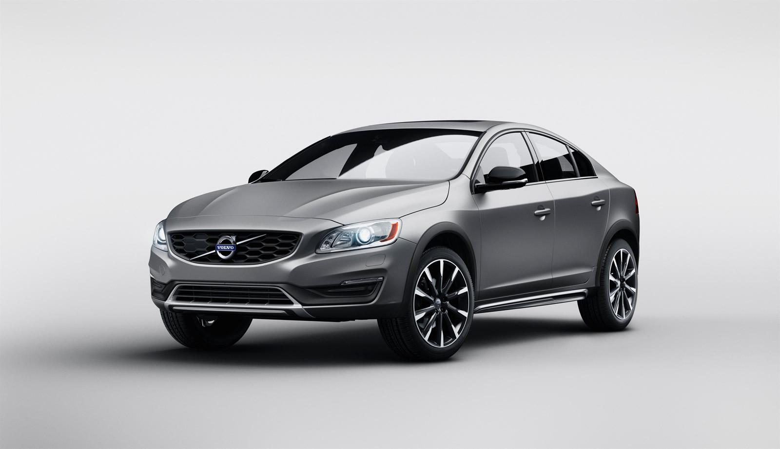 Volvo S60 Cross Country Is The Most Awkward Business Saloon Ever