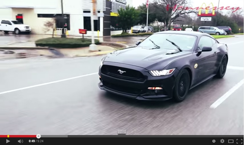 This Is Possibly The Fastest New Gen Mustang To Date And It Screams 'Merica