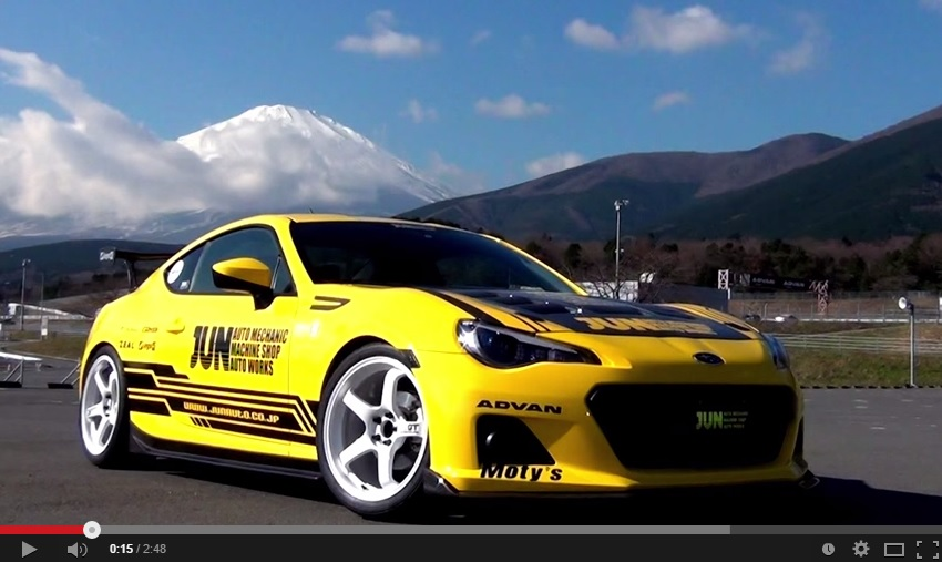 This Subaru BRZ Can Revv Up To 11.000 rpm And It Sounds Awesome