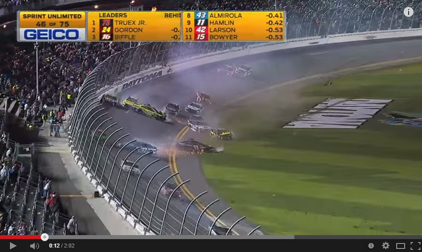 NASCAR Is Difficult Even Though You Can Be Bored With It