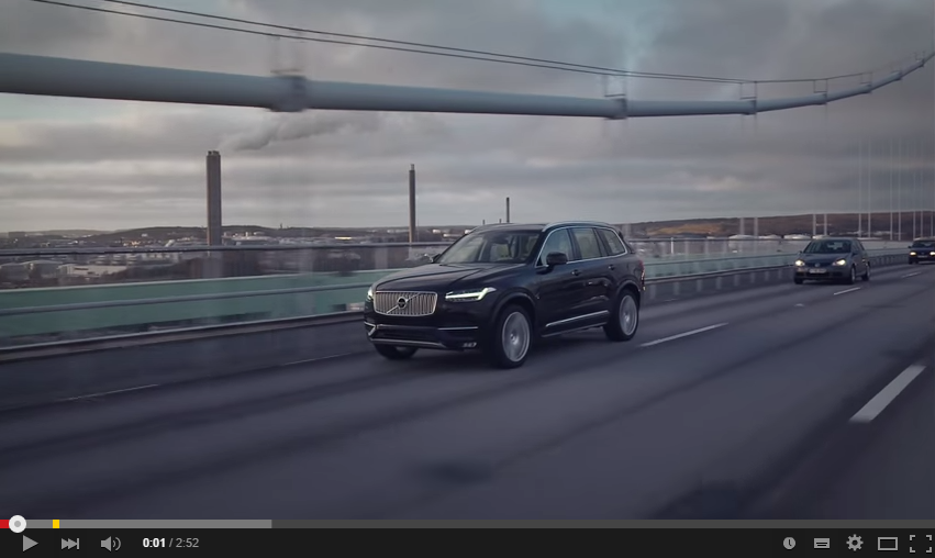 Volvo Showed Us The Way Motoring World Will Take