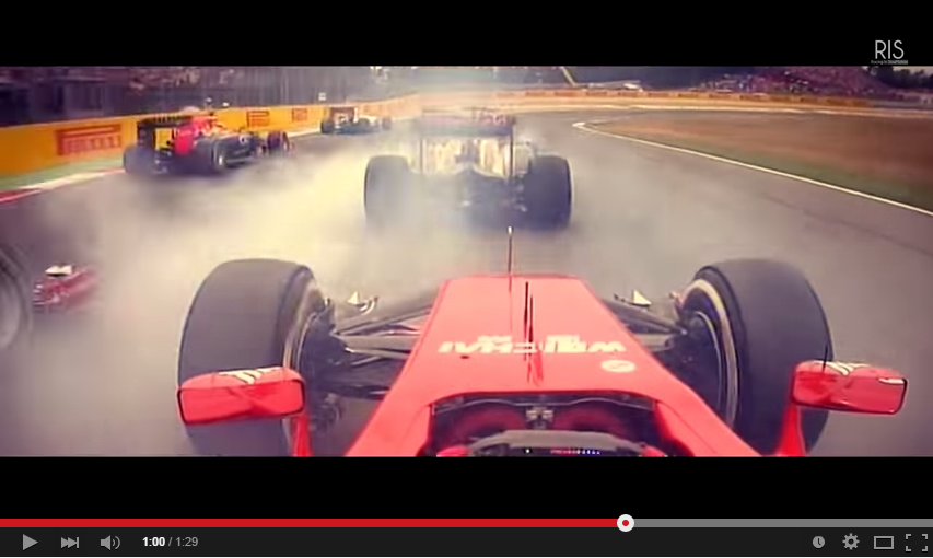 Formula 1 Promotional Video Will Make You Enjoy This F1 Season
