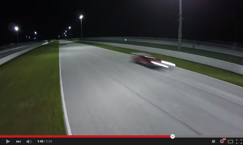 2015 Nissan LMP1 GT-R LM Is A FWD Racer GoPro Presented Gorgeously