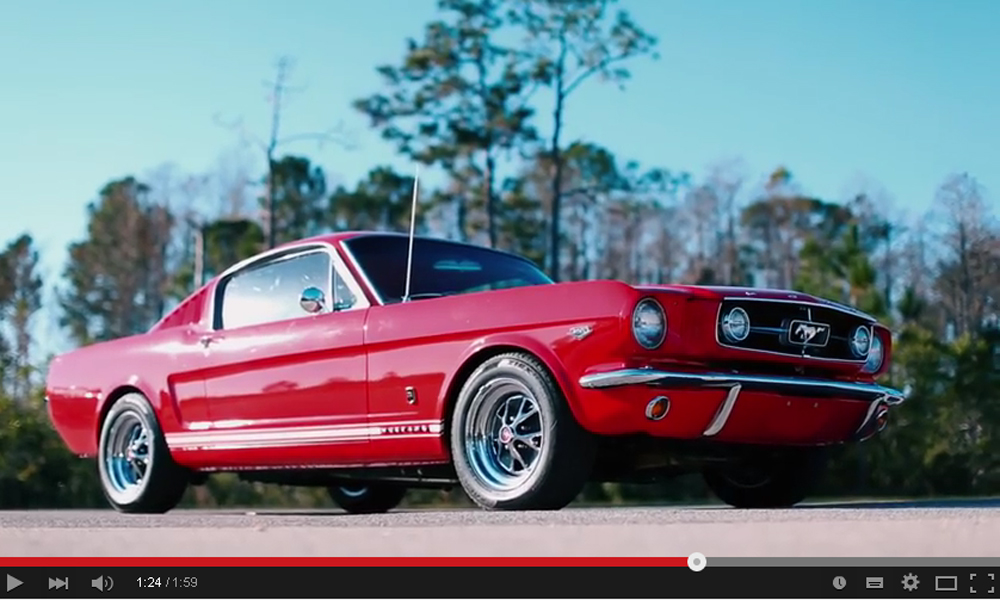 Revology Cars Newly Built 60s Mustang Is The Thing You'll Want Right Now