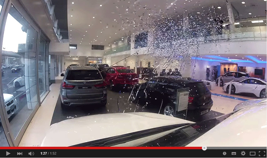 BMW Made The Best April Fools Day Prank Ever (Video)