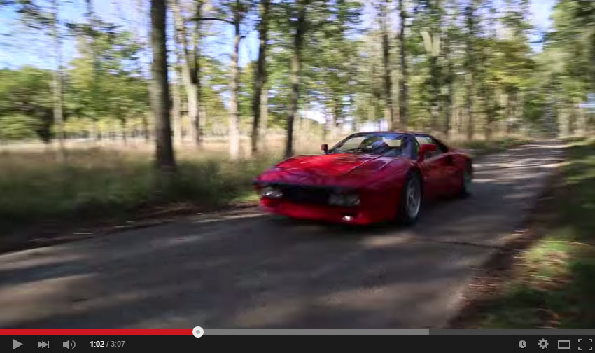 The Ferrari 288 GTO Is Quite Possibly The Best Ferrari Of All Times