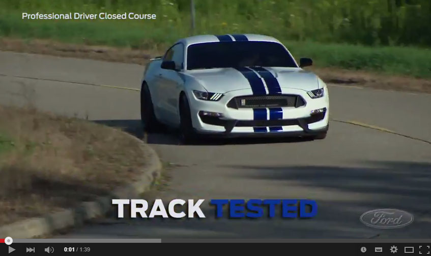 The New Shelby GT350 Will Be Out Soon And It Will Be The Best Mustang Ever