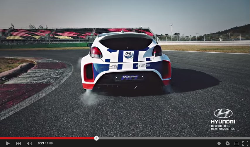 The Hyundai Veloster Just Become An Insane RWD Mid Engined Race Car