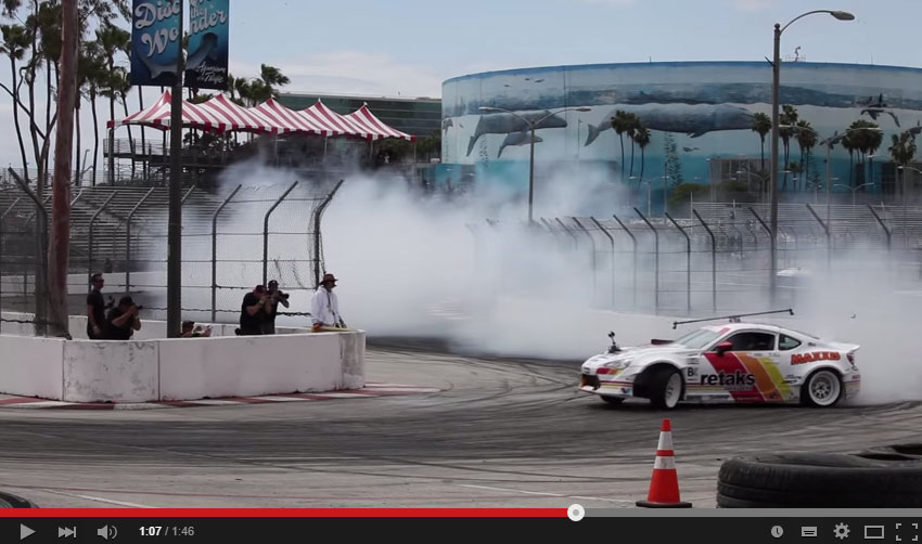 The 2015 Maxxis Tires Scion FR-S Is A Drifting Machine From Dreams