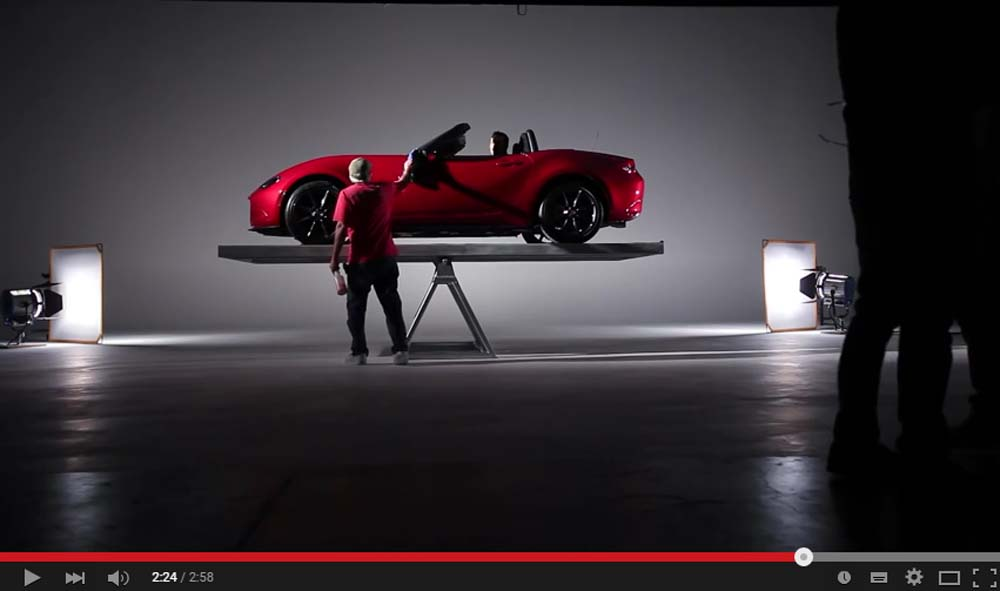 The 2016 Mazda MX-5 Is Exceptionally Balanced Car And This Video Proves It
