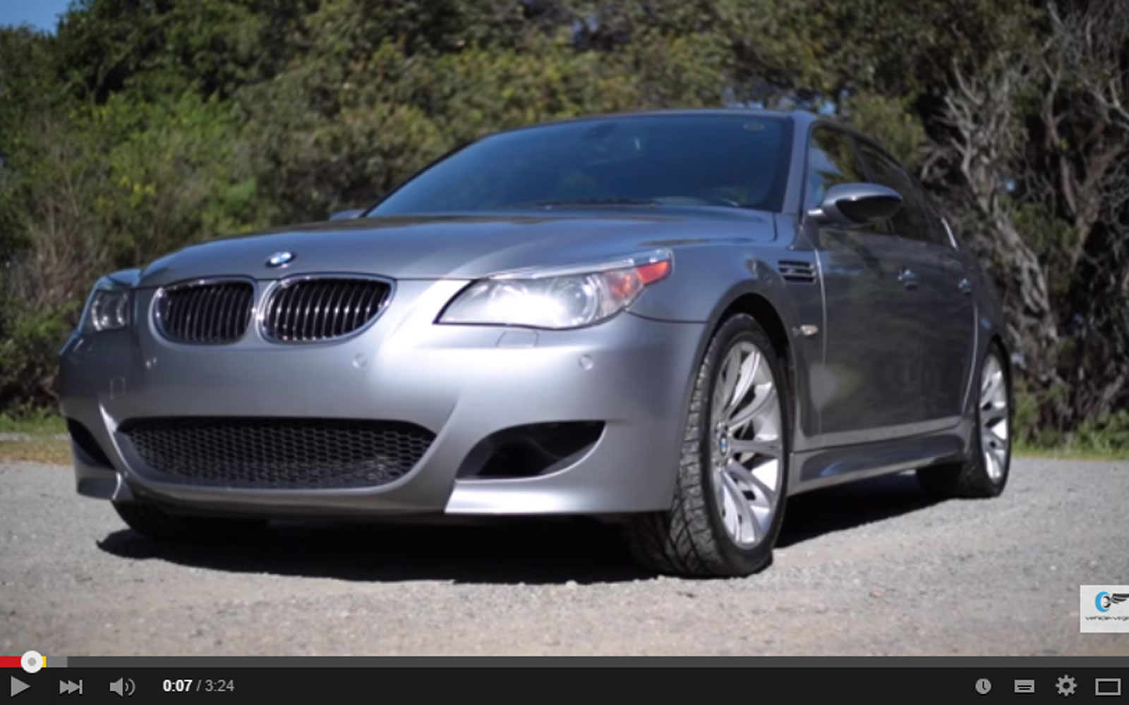 This Is Why We Love The BMW M5 E60