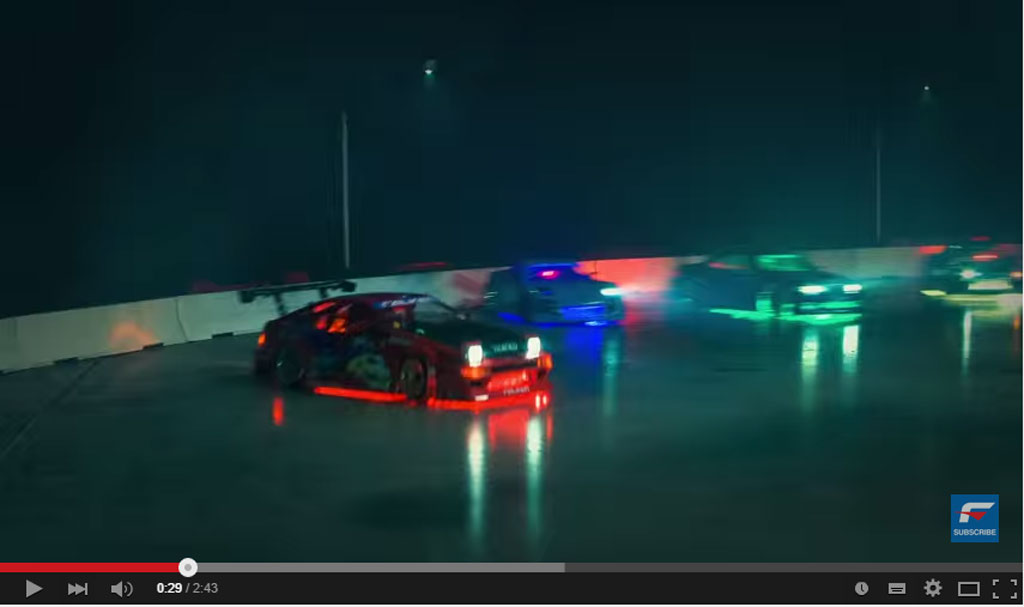 Amazing Video Of Drift RC Cars Will Make You Want Them At Once