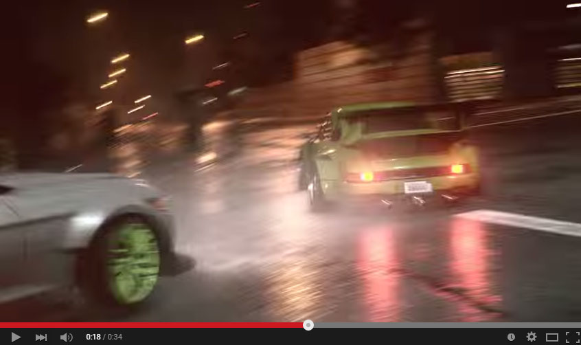 New Need for Speed Trailer Is Out And It's Epic