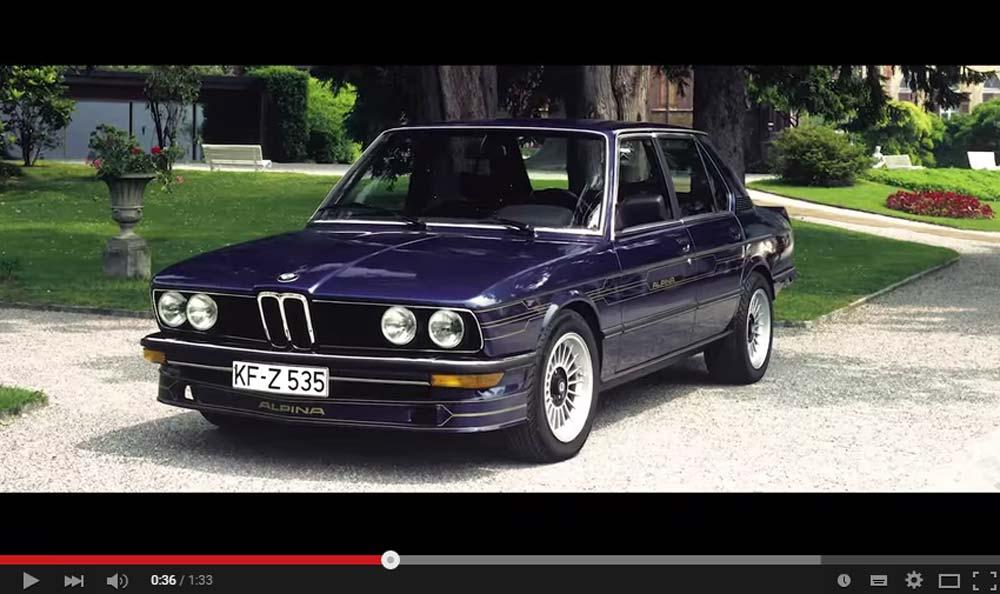 BMW's Alpina Celebrates The 50th Anniversary