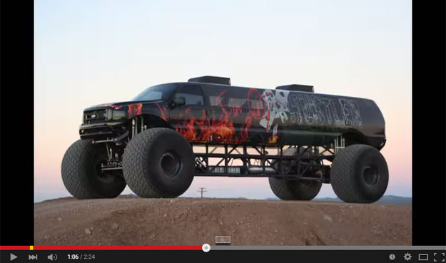 This Is The Most Insane Ford Excursion Ever