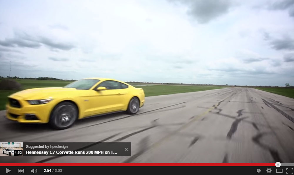 This Is The Fastest New Generation Mustang In The World