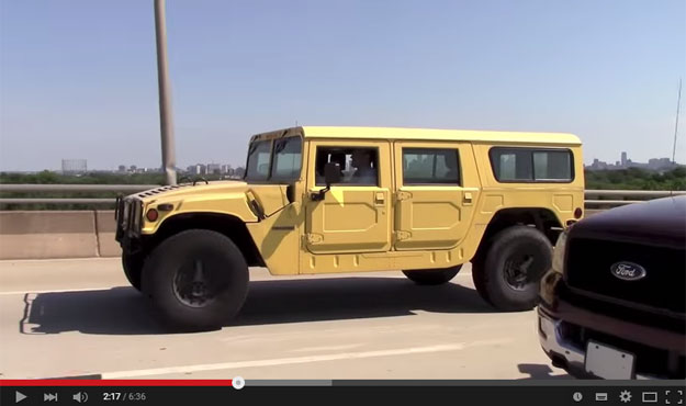 Hummer H1 Just Proved To Be Hugely Expensive To Drive As It Just Sips Fuel Like No Other