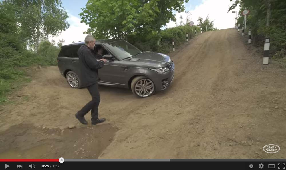 Land Rover Just Released The Tech That Enables You To Drive Your Car Remotely