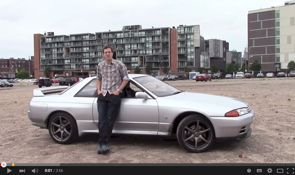 The Nissan Skyline GT-R R32 Is So Famous It's Like You're On A Unicorn